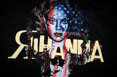 T Shirt Hard Rock Cafe - RIHANNA SAIGON NEW
