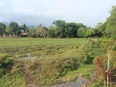 Tanah Padang Matsirat, Langkawi