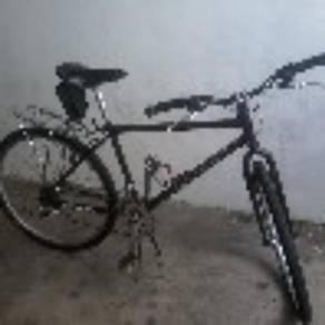 Touring cuntoriun basikal.rare