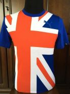 Nike puma team great britain tee supreme rare