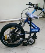 0% GST Bicycle Lipat Disc 21Sp Basikal -Factory