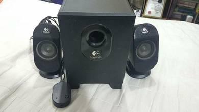 Logitech Speaker X-210