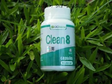 CLEAN8 Cara kempis perut (Perlis)