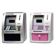 Coin Bank Machine with Digital Display