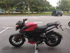 Modenas pulsar ns2000 !! low dp low mnthly