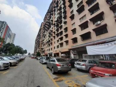Harga MURAH Kos Rendah Lestari Apartment Damansara Damai, Selangor