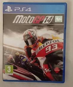 Sony PS4 Dsic Game MotoGp14