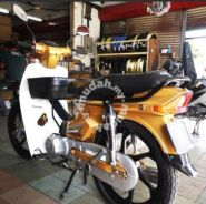 2012 Honda Ex5 dream