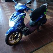 Yamaha EGO S movistar
