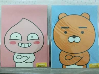 Korea Letter writing stationery paper & envelop