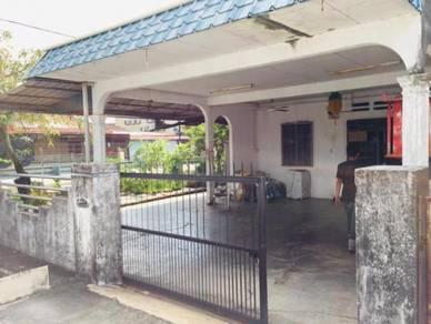 Single Storey Terrace Sungai Bakap for Sale
