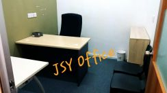 Fully furnished serviced office for rent