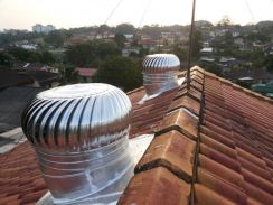 Besut Terengganu AUSTINE SDN BHD Turbine Ventilato
