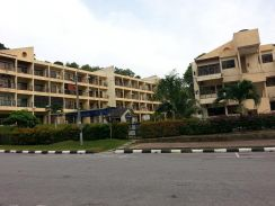 Tanjung Biru Condominium, Blue Lagoon
