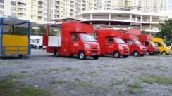 Lori Food Truck Lorry WholeSeller DiMalaysia Chana