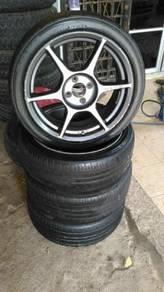 Rim P1 racing 17