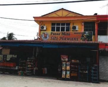 2 Storey Shop House In Taman Ria Bahru, Parit Raja, Johor