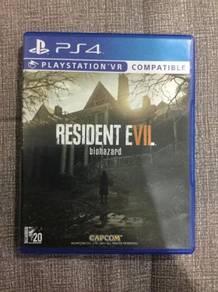 PS4 RE 7 untuk dijual or swap