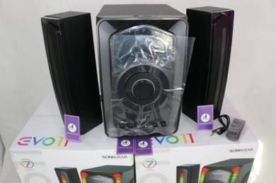 New Speaker Sonicgear Evo 11
