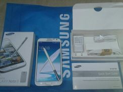 Samsung Note 2 ( FULLSET with BOX )