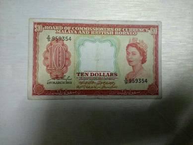 10 Dollars bococ queen