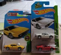 Hotwheels Lotus Esprit SI Lot 3pcs