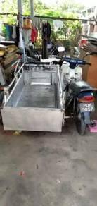Bakul motorcycle 3 roda HONDA X5