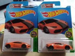 Hotwheels Lamborghini Huracan LP610-4 Orange