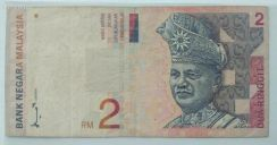 Duit Kertas RM2