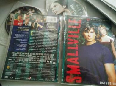 Smallville DVD Series
