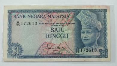 1 Ringgit Malaysia