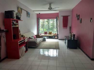 [renovated] tiara intan condominium, bukit indah, ampang