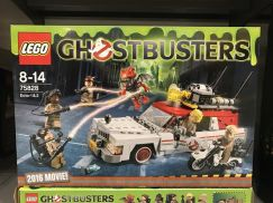 Lego GhostBuster Ecto