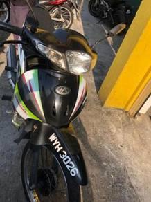 Modenas kriss mr1_used