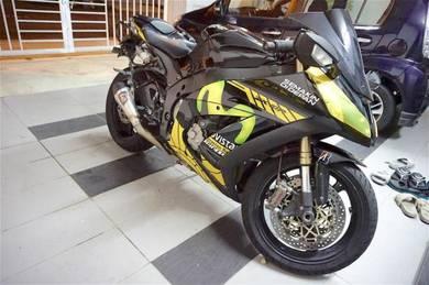 (Rare) Kawasaki ZX10R