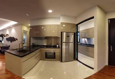 Kaleidoscope Setiawangsa condo move in 2019, luxury v furnish, 0% DP