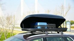 SUV / MPV Roof box, Support 150KG! Two side open