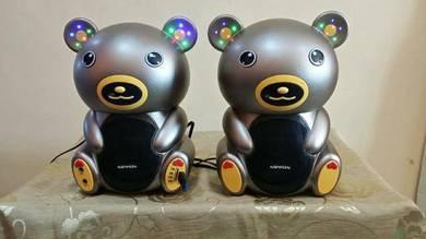Speaker bear jenama nippon