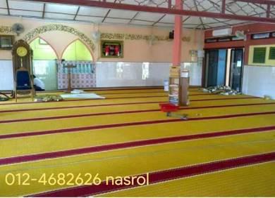 Carpet masjid, kedai carpet