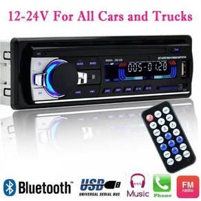 RADIO / CAR MP3 PLAYER WITH tuner fm/bluetooth/usb