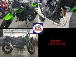 Kawasaki Z250 ABS Stok Ready & Best Deal Now