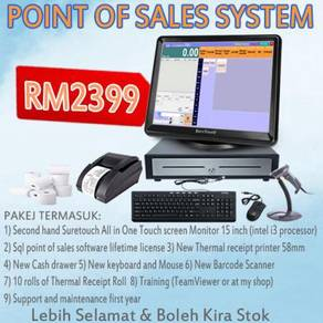 SQL Point Of Sales POS System software Package