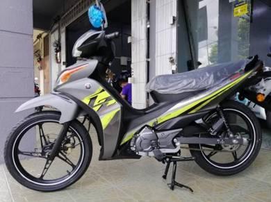 Big promotion yamaha lagenda 115 at tsc motor