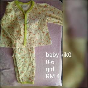 Preloved pakaian bayi perempuan