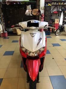 Yamaha EGO SI