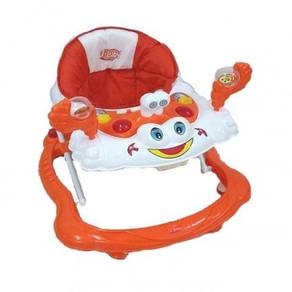 BABY WALKER with 2 stopper n music