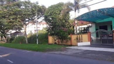 Lot Bungalow Desa Saujana Bangi - Tepi Jalan