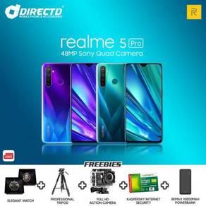 RealMe 5 PRO (8GB/128GB)HARGA BARU 5 GIFTS