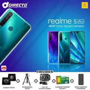 RealMe 5 PRO (8GB RAM/128GB)MYSet + 5 HADIAH POWER