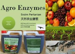 Organic Enzymes (3 litre) - for Swiftlet farm